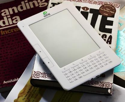 Wink e-reader