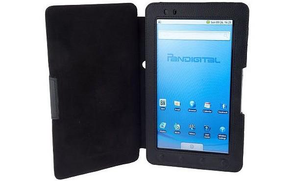 New Firmware Update for the 9″ Pandigital Novel Adds Android