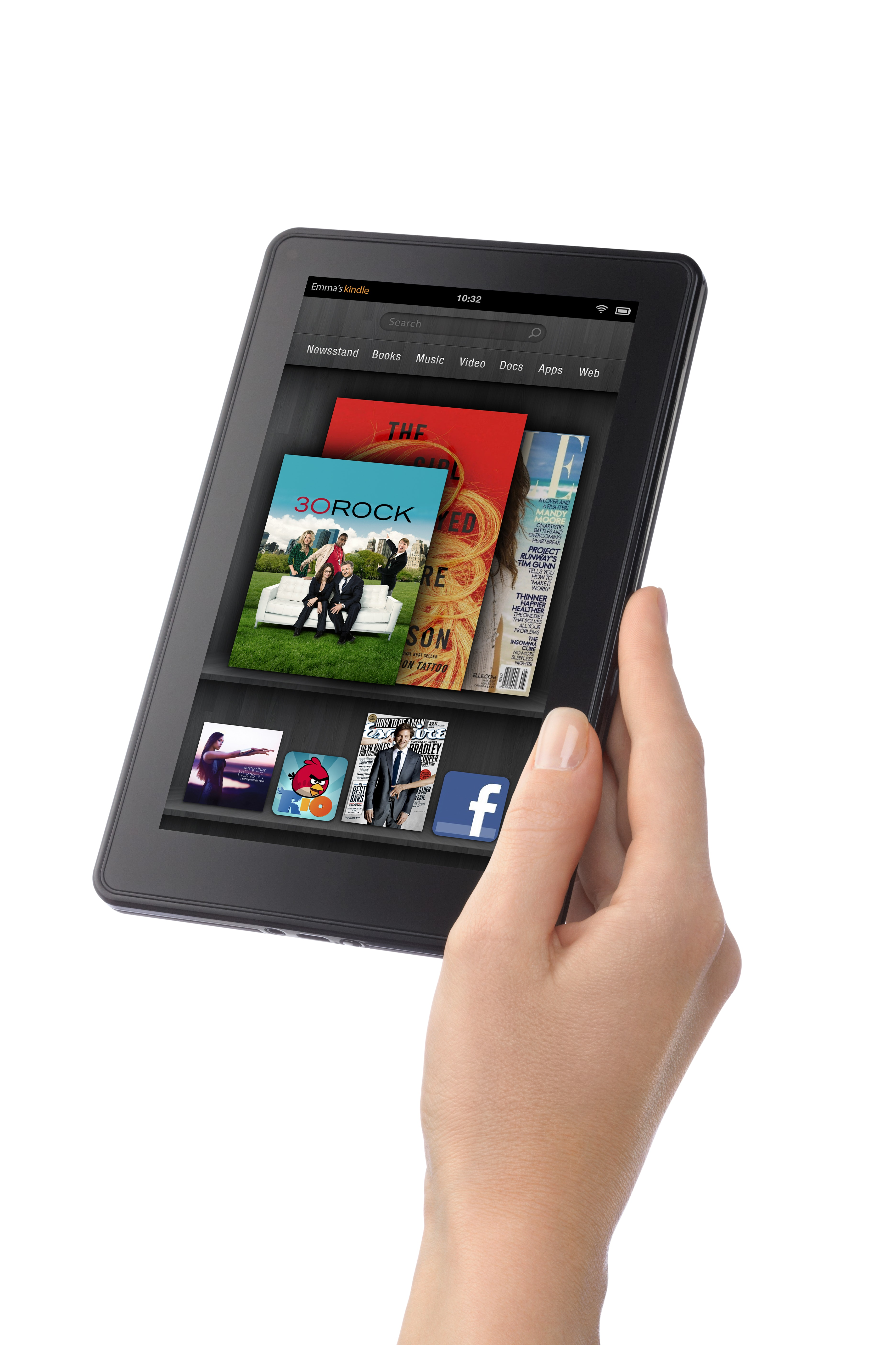 Essential Kindle Fire Apps for Writers