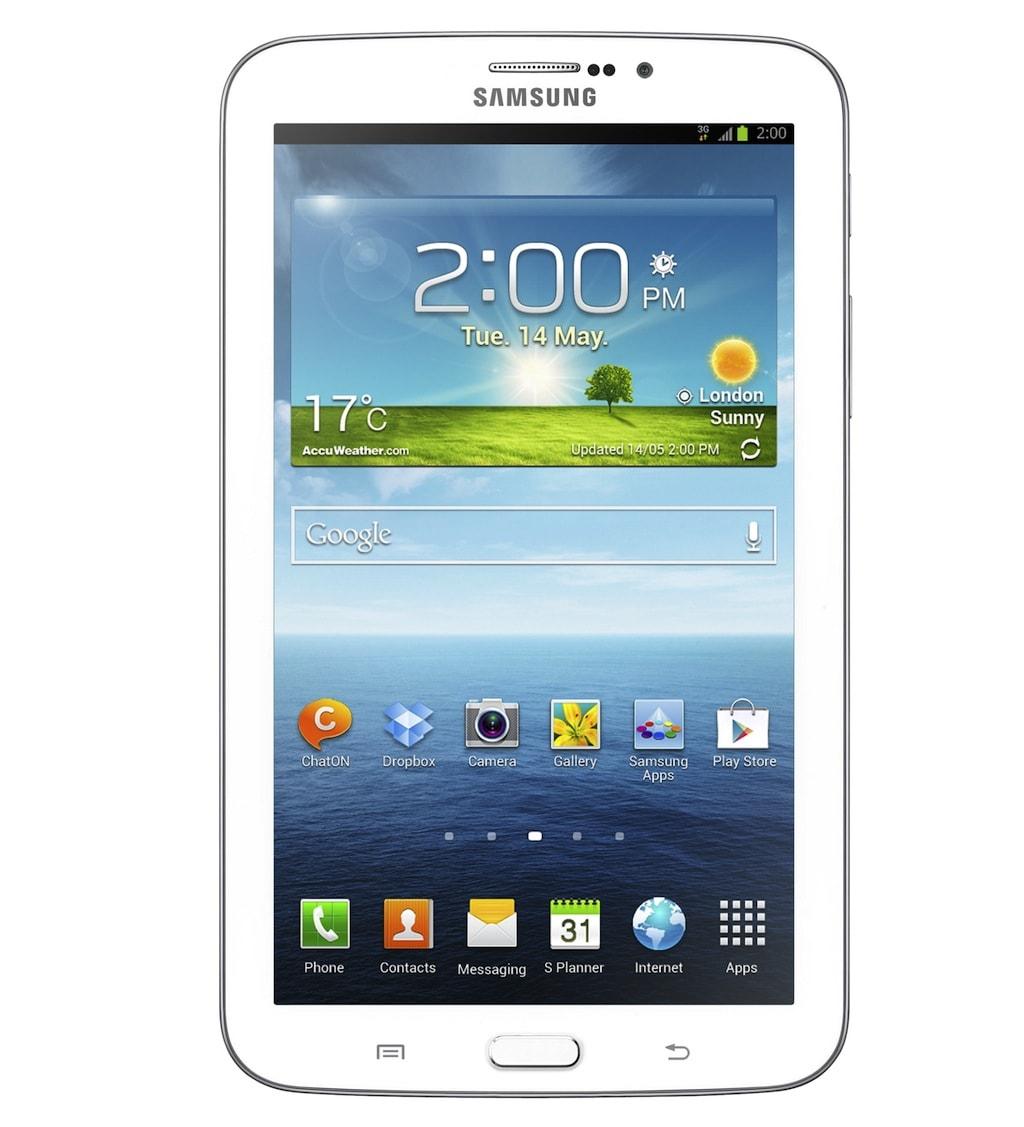 Galaxy Tab 3 Brings Samsung's Smartphone Aesthetics to the Galaxy Tab
