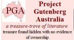 project gutenberg australia