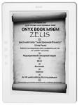 onyx boox m96m zeus white