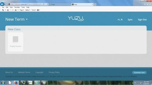 yuzu app internet explorer